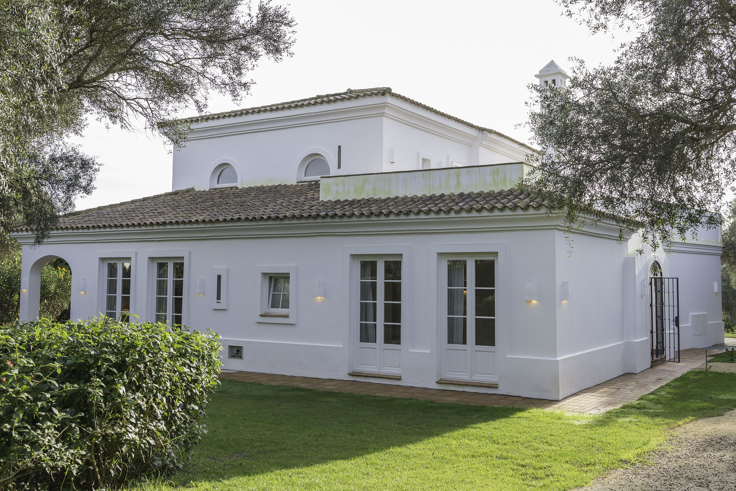 Villa Dalia outside view